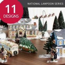 Department 56 •  National Lampoon's Christmas
