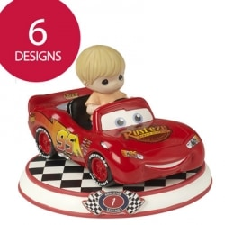 Precious Moments Birthday Train • Disney Cars