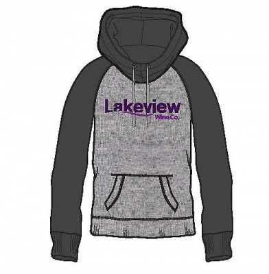 Lakeview Wine Co. Ladies Sweater