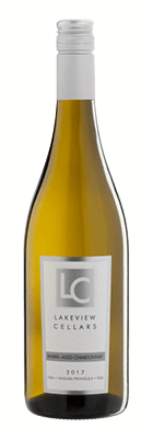 <span>Lakeview Cellars</span> Barrel Aged Chardonnay 2017