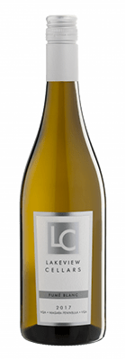 <span>Lakeview Cellars</span> Fumé Blanc 2017