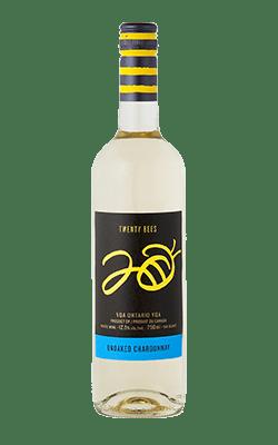 <span>Twenty Bees</span> Unoaked Chardonnay