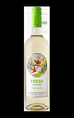<span>Fresh Wines</span> Adventures Crisp White
