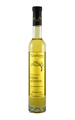 <span>Tzafona Cellars</span> Vidal Icewine 2016 (Kosher Certified)