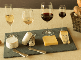 <span>Lakeview Wine Co.</span> Tour & Tasting | Cheese Please