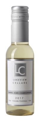<span>Lakeview Cellars</span> Barrel Aged Chardonnay 2017 | 200ml