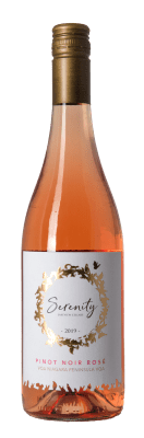 <span>Serenity by Lakeview Cellars</span> Pinot Noir Rosé