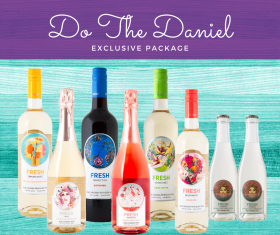 <span>Fresh Wines</span> Do The Daniel Exclusive Package