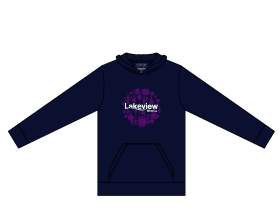 <span>Lakeview Wine Co.</span> Everything Wine Hoodie