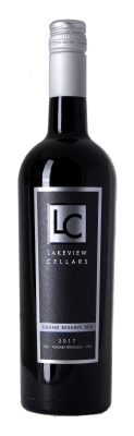 <span>Lakeview Cellars</span> Grand Reserve Red