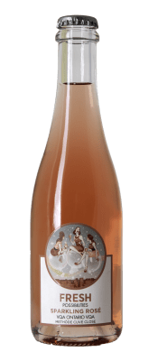<span>Fresh Wines</span> Possibilities Sparkling Rosé 375ml
