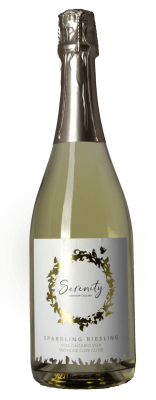 <span>Serenity by Lakeview Cellars</span> Sparkling Riesling