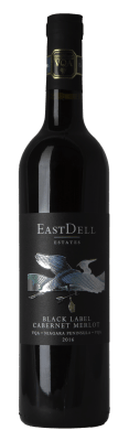 <span>EastDell Wines</span> Black Label Cabernet Merlot | SALE