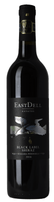 <span>EastDell Wines</span> Black Label Shiraz 2016