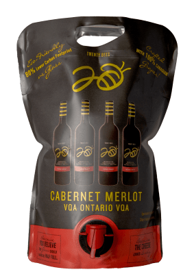 <span>Twenty Bees</span> Cabernet Merlot 3L Pouch