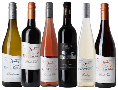 <span>Lakeview Wine Co.</span> EastDell Mix Pack