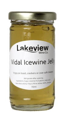 <span>Lakeview Wine Co.</span> Icewine Jelly