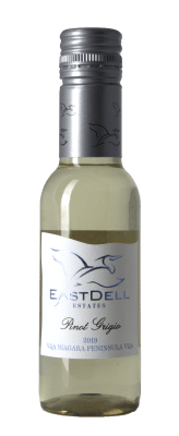 <span>EastDell Wines</span> Pinot Grigio 2019   Single Serve 200ml