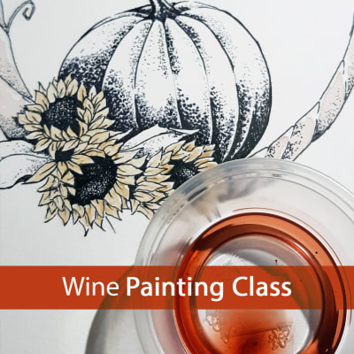 <span>Lakeview Wine Co.</span> Event Tickets | Paint With Wine