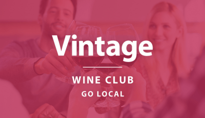 Wine Club - Go Local!