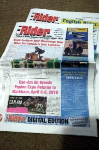 The Rider Newspaper