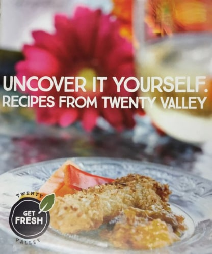 Get Fresh Recipe Booklet 2018