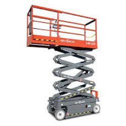 Electric Scissor Lift 25'