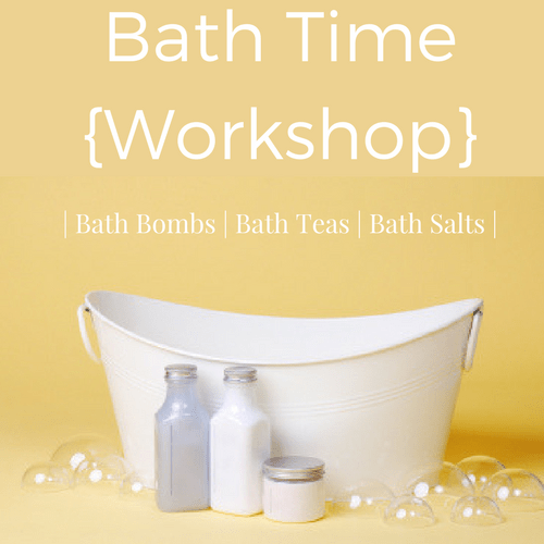 Bath-Time Workshop