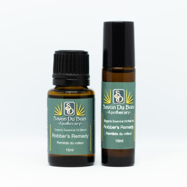 Robber's Remedy Aromatherapy Blend | Organic DONE