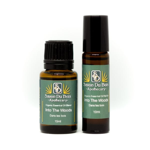 Into the Woods Aromatherapy Blend | Organic