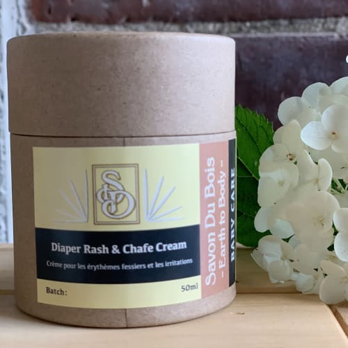 Diaper Rash & Chafe Cream