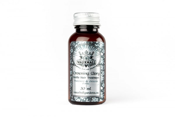 crowning glory nettle hair treatment - small