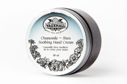 chamomile-shea hand cream
