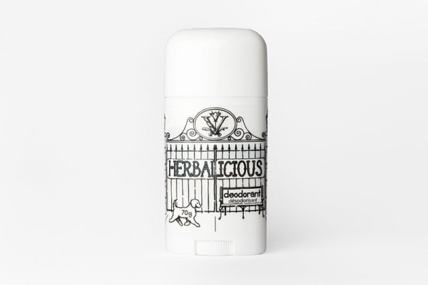 herbalicious deodorant