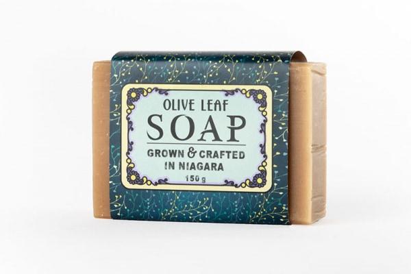 olive leaf soap
