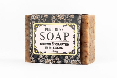 Body Buzz Soap