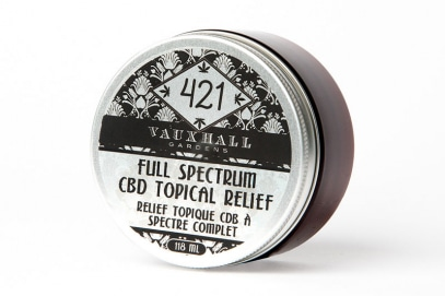 421 cbd topical