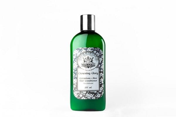 crowning glory geranium-aloe hair conditioner