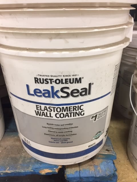 Rustoleum Leak Seal - Cambridge & Waterloo ReStore