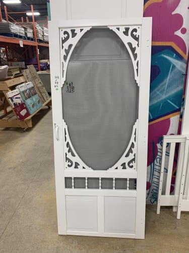 Screen door - Cambridge ReStore