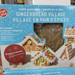 Ginger Bread House - Cambridge ReStore
