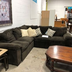 Sectional Couch- Waterloo Restore