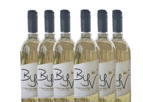 2018 BYV Cellar Select White 6 Pack