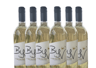2018 BYV Cellar Select White 6 Pack
