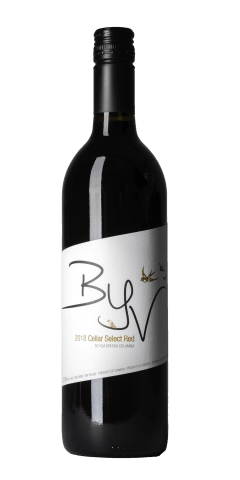 2018 BYV Cellar Select Red 12 Pack