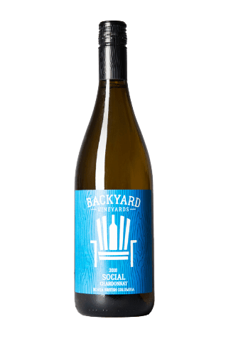 2018 Social Chardonnay | Case Lot 12 Bottles