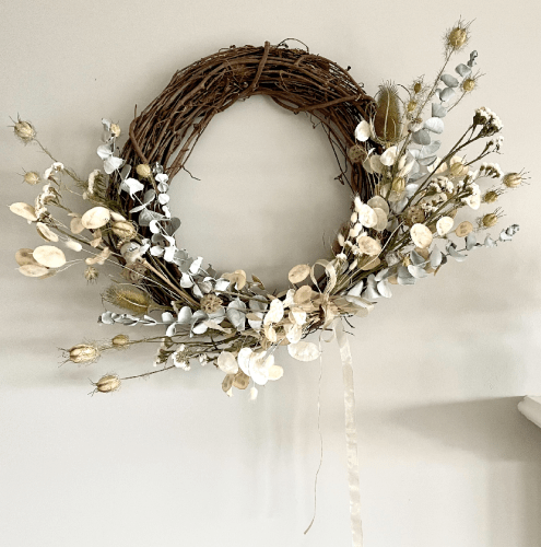 Wreath Workshop with Fig and Fern  | November 4th