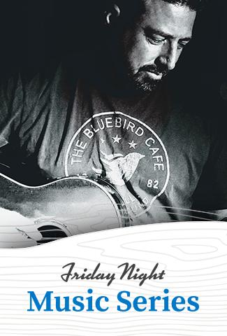 Friday Night Music with Steve Halfnights | November 26