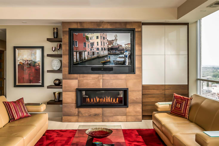 Willow | Condo Fireplace Unit