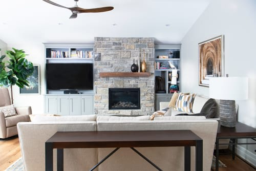 Williamson | Great Room Wall Unit
